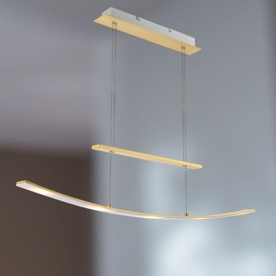 Nero - Stropné osvetlenie, LED (matný nikel)