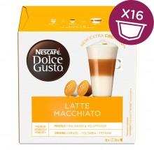 Nescafé Dolce Gusto Kávové kapsule latte macchiatto,16ks