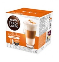 Nescafé Dolce Gusto Latte Macchiatto Caramel 16ks