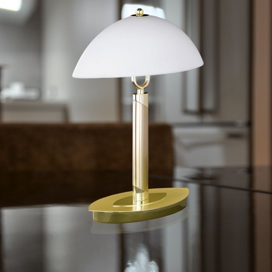 Newton - Lampička, E14 (mosadz)