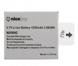 Niceboy VEGA 4K náhradná batéria