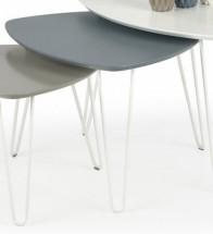 Nikita - Konferenčný stolík (sivá)