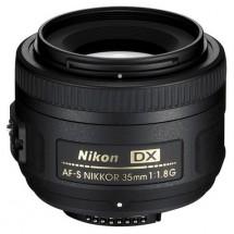 Nikon 35mm f/1.8G AF-S DX + čistící pero LENSPEN