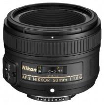 Nikon AF-S 50mm f/1.8G + čistící pero LENSPEN