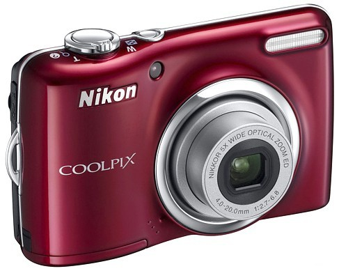 Nikon Coolpix L23 Red