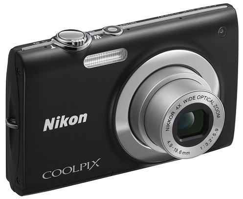 Nikon Coolpix S2500 Black