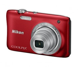 NIKON COOLPIX S2900 - 20,1 MP, 5x zoom - Red