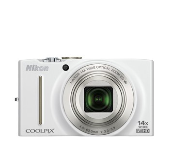 Nikon Coolpix S8200 White