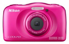 Nikon Coolpix W100 Pink POUŽITÝ, NEOPOTREBOVANÝ TOVAR