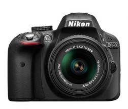 Nikon D3300 + 18-105 VR