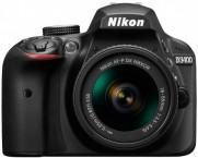 Nikon D3400 + AF-P 18-55 non VR ROZBALENÉ