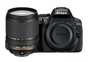 Nikon D5300 + Objektív 18-140 AF-S VR (VBA370K002) + čistící pero LENSPEN