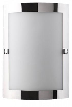 Nina - Nástenná svietidla, E27 (chrom/biela)