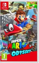 Nintendo SWITCH Super Mario Odyssey - NSS670