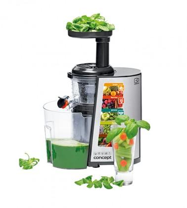 Nízkootáčkový odšťavovač LO7055 lis na ovoce a zeleninu JUICER