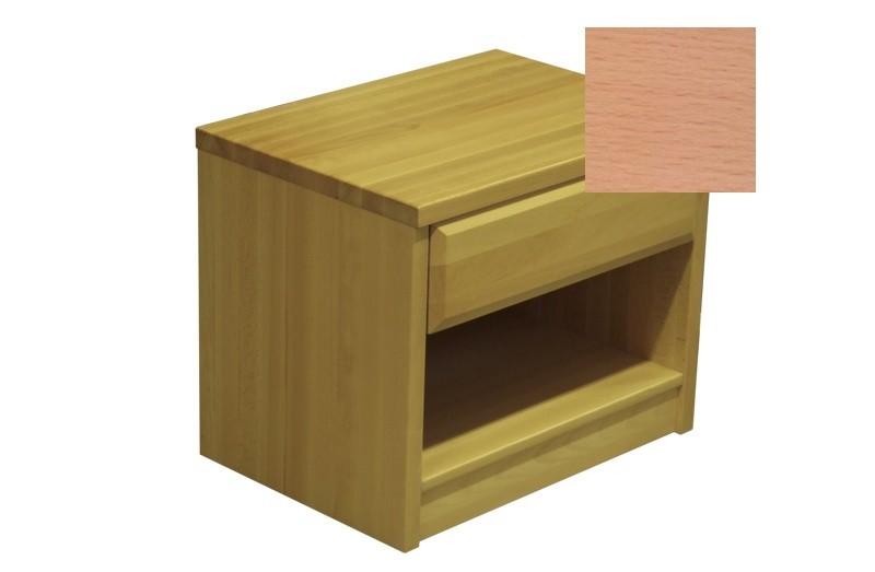 Nočný stolík Elis (buk)