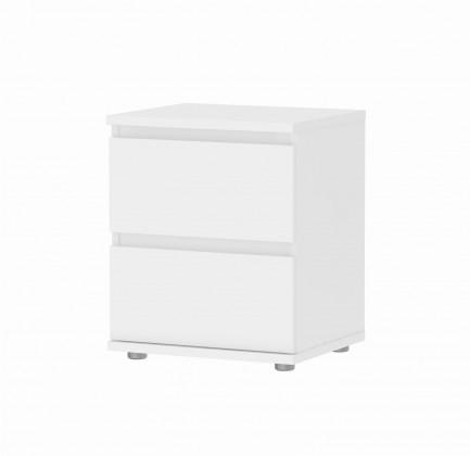 Nočný stolík Nova - nočný stolík (biela)