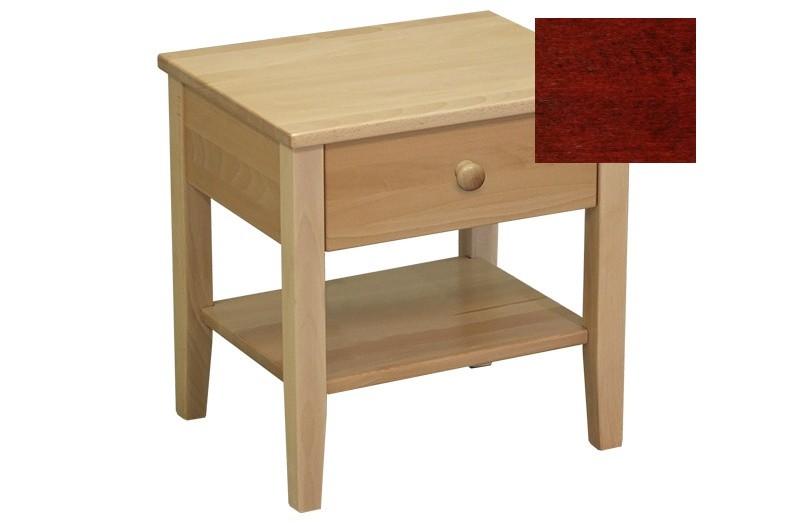 Nočný stolík Talia - nočný stolík (mahagón)