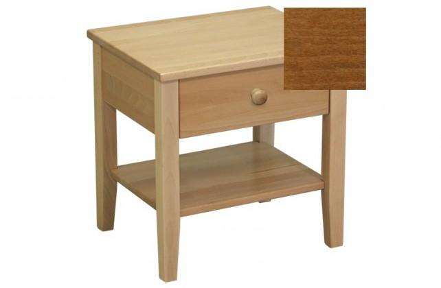 Nočný stolík Talia - Nočný stolík (orech)
