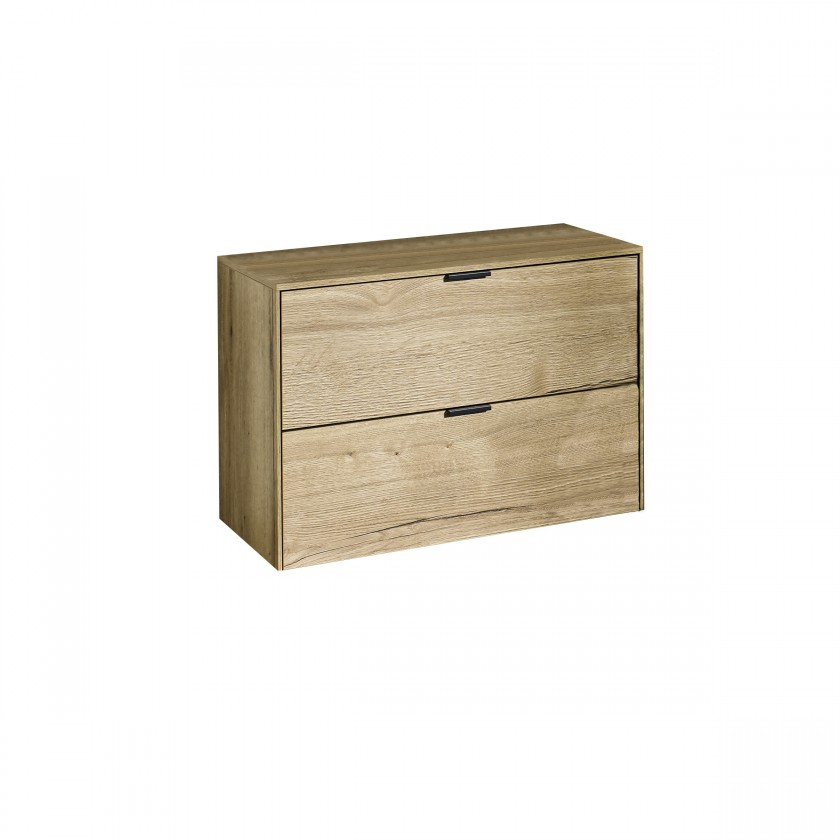 Nočný stolík Tender - 577555 (divoký dub natur/divoký dub natur feelwood)