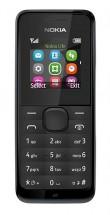Nokia 105 DS, čierna