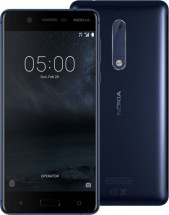 NOKIA 5 DS Blue
