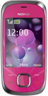 Nokia 7230 slide Pink (2GB)