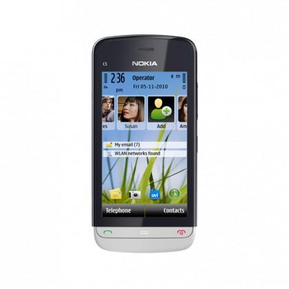 Nokia C5-03 Aluminium Grey