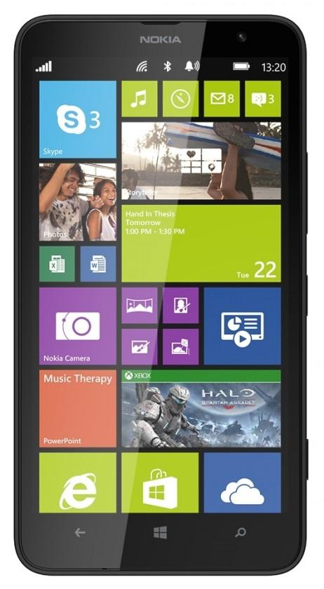 Nokia Lumia 1320 Black ROZBALENO