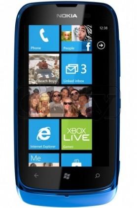 Nokia Lumia 610 Cyan BAZAR