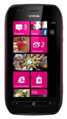 Nokia Lumia 710 Fuchsia