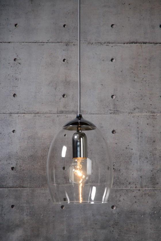 Nora - stropné osvetlenie, 60W, E27 (strieborná)