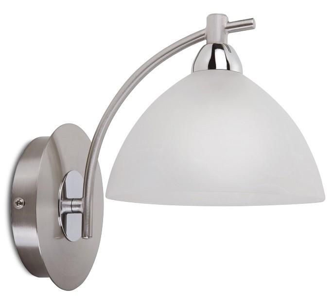 Nordic - 2601 (alabastrová/chromová/saténovo chromová)