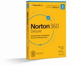 Norton 360 Deluxe 25GB, 1uživatel, 3 zariadenia (21416704)