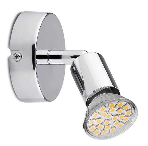 Norton - Nástenné osvetlenie, 6986 (chromová)