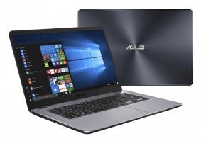 """Notebook ASUS 15,6"""" ADM A6 8GB, SSD+HDD, X505BAEJ290T"""