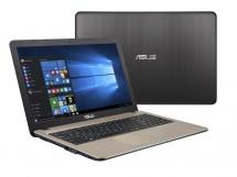 Notebook Asus 15,6, Intel Pentium, 4GB RAM, 1 TB HDD