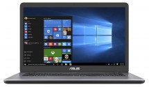"Notebook Asus M705BA-BX030T 17,3"" A4-9125 4GB, SSD 256GB, Grey"