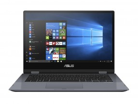 "Notebook Asus TP412FA-EC199T 14"" i5-8265U 8GB, SSD 512GB, Grey"