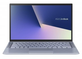 "Notebook Asus UX431FA-AN136T 14"" i5-10210 8GB, SSD 512GB, Silver + ZADARMO slúchadlá Connect IT"