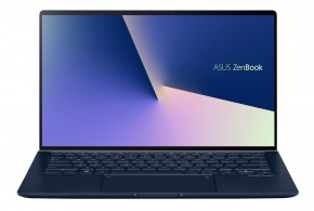"Notebook Asus UX433FAC-A5130T 14"" i5-10210U 8GB, SSD 512GB, Blue + ZADARMO USB Flashdisk Kingston 16GB"