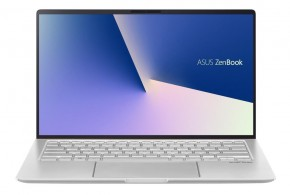 "Notebook Asus UX433FAC-A5132T 14"" i5 8GB, SSD 512GB, Silver + ZADARMO USB Flashdisk Kingston 16GB"