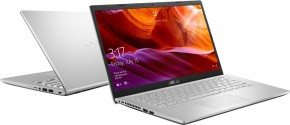 Notebook ASUS X409FA 14'' i3 4GB, SSD 256GB, X409FA-EK092T + ZADARMO USB Flashdisk Kingston 16GB
