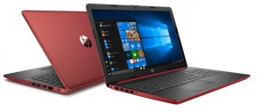 Notebook HP 15,6 AMD A9, 8 GB RAM, 1 TB HDD