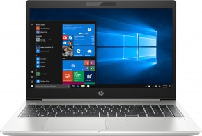 "Notebook HP ProBook 450 G6 15,6"" i5 8GB, 256GB+1TB, 6HL98EA + ZADARMO slúchadlá Connect IT"