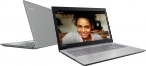 "Notebook Lenovo IdeaPad 15,6"" AMD A6 8GB, HDD 1TB, 80XV00M2CK"