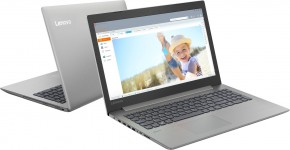 "Notebook Lenovo IdeaPad 15,6"" Celeron 4GB, HDD 500GB, 81D10036CK"
