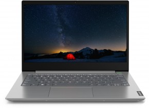 Notebook Lenovo ThinkBook 14 i5 8GB, SSD 256GB, 20SL000MCK + ZADARMO Antivírus Bitdefender Internet Security v hodnote 29.99,-EUR