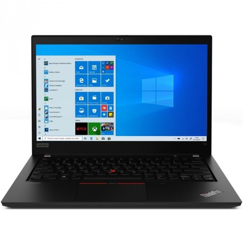 "Notebook Lenovo ThinkPad T14 14"" i5 8GB, SSD 256GB + ZDARMA Antivir Bitdefender Internet Security v hodnotě 699,-Kč"