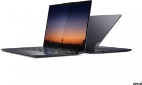 "Notebook Lenovo YOGA Slim 7 14"" R7 16GB, SSD 512GB, 82A2000HCK"